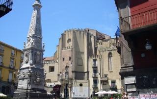 12. Piazza San Domenico Maggiore