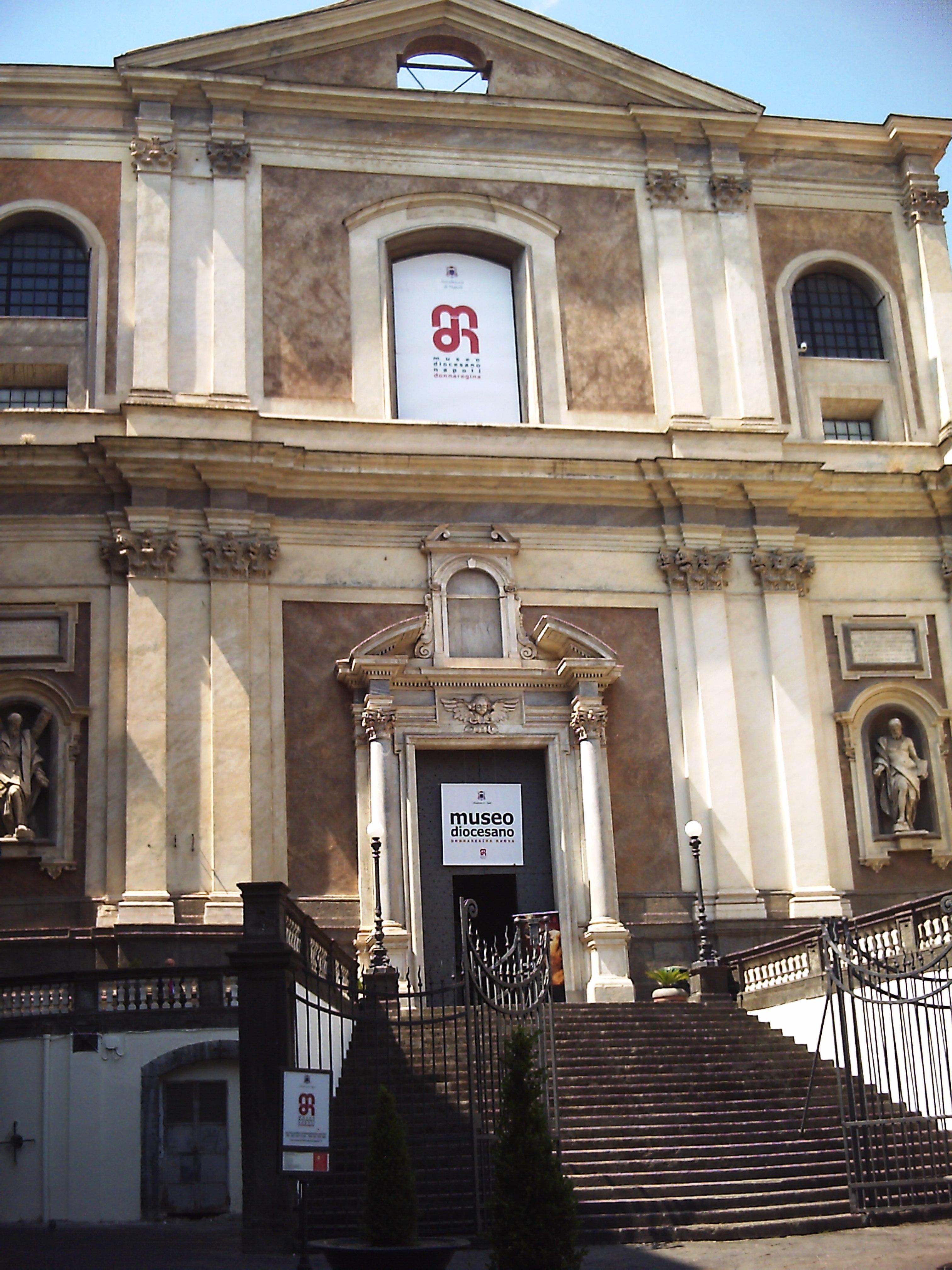 Museo Diocesano Napoli.Museo Diocesano Napoli Consorzio Borgo Dante E Decumani
