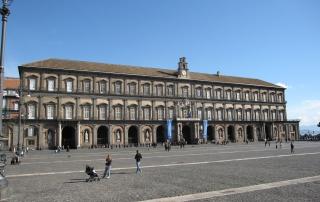 17. Palazzo Reale di Napoli